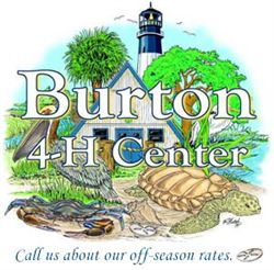 Burton 4-H Center Logo
